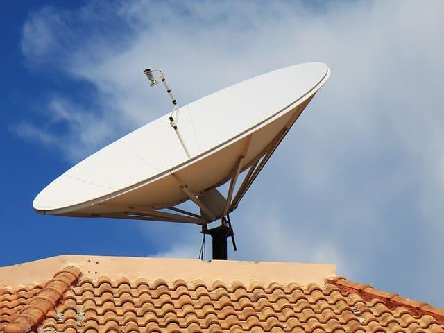 satelitní přijímače