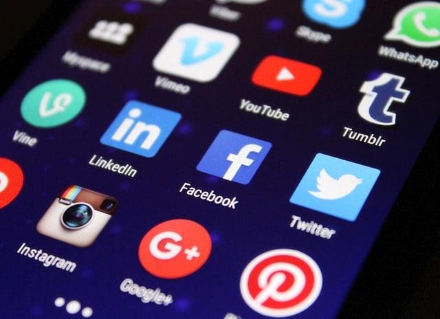 správkyně sociálních sítí