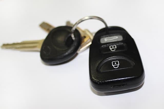 Výroba klíčů k autu