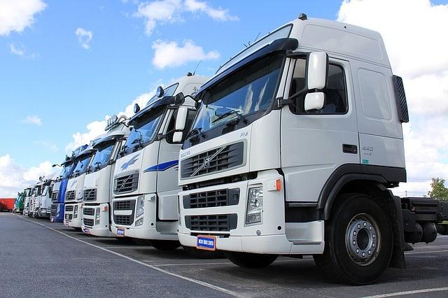 Pořízení nákladního vozu