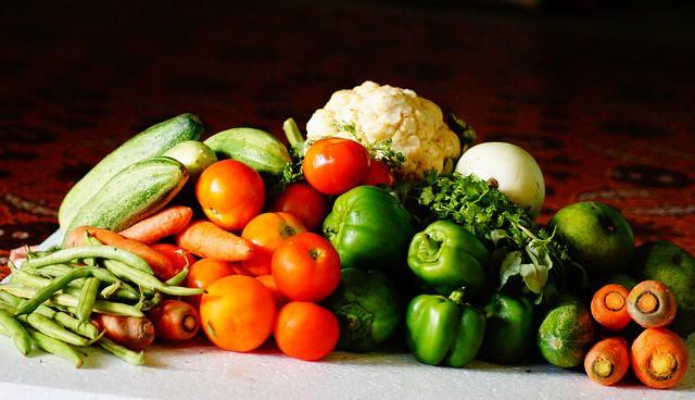 zásobování zelenina a ovoce