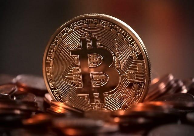 Bitcoin nakoupit