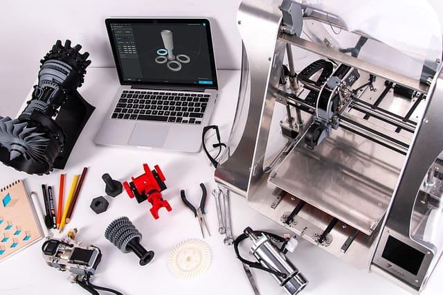 3D tisk Brno