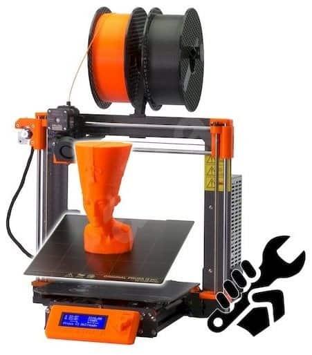 náhradní díly pro 3D tiskárny